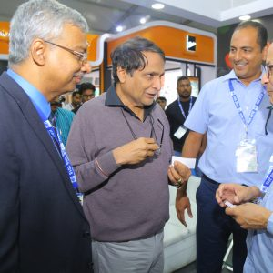 Award Distribution – 21st India International Seafood Show